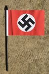HAND WAVING FLAG (SMALL) - German WWII regular